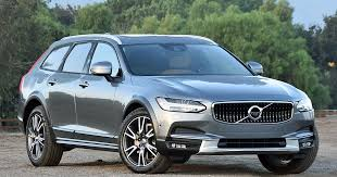 2018 volvo v90 cross country. beautiful country throughout 2018 volvo v90 cross country
