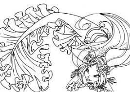 Small Picture Fantasy Coloring Pages Coloring4Freecom