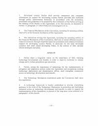 Adoption Of The Paris Agreement - Paris Agreement Text English