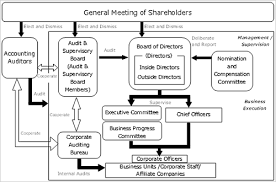 Delegation Of Authority Chart Overview Corporate Governance Structure Nec