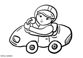 Disegni Di Macchine Da Stampare E Colorare Gratis Portale Bambini