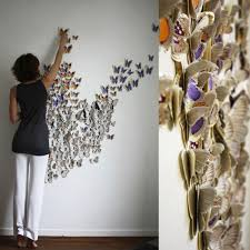 19 spectacular homemade wall decoration