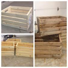 wood crate furniture. Antiquing Wooden Crates. DIY Wood Crate Furniture M