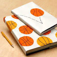basketball book covers