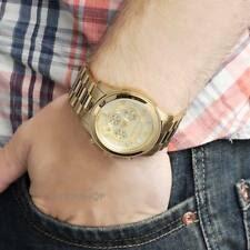 Мужская <b>Michael Kors</b> Runway аналоговые наручные <b>часы</b> ...