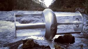 River Turbine Design This Simple River Turbine Can Power Your House Constantly