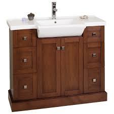 Designer Bathroom Accessories Sets American Imaginations 40 Single Modern Bathroom Vanity Set