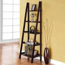 leaning bookshelves leaning bookshelf desk crate barrel leaning bookshelf plans