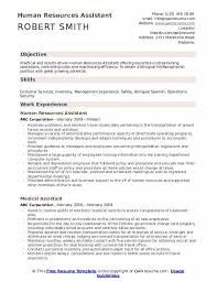 Human Resources Assistant Resume Examples Human Resources Assistant Resume Samples Qwikresume