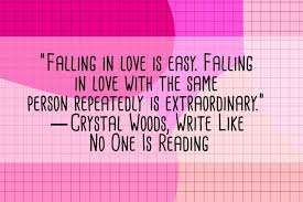 Falling In Love Quotes Magnificent 48 Best Love Quotes About Falling In Love Reader's Digest