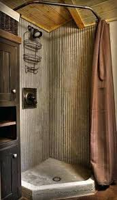 corrugated metal bathroom bathroom ideas using corrugated metal best of cast concrete shower pan and galvanized corrugated metal