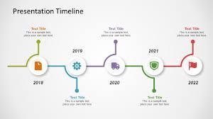Timeline On Ppt Presentation Timeline Concept For Powerpoint Timeline