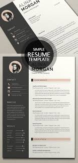 Resume Templates Microsoft Word 2018 New 28 Best Resume Templates For 28 Design Graphic Design Junction