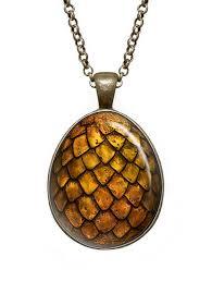 harry potter dragon egg necklace golden dragon egg pendant dragon jewelry