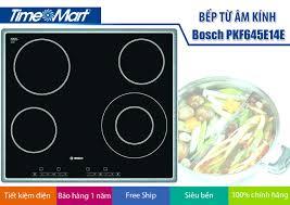 Bếp điện từ âm kính Bosch PKF645E14E