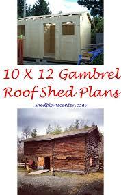 studioshedplans shed plans 10x20 12x20 gambrel shed with garage door plans freeshedplans 8x16 lean