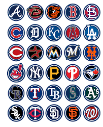 2012 MLB team logos | For The Love Of The Game | Pinterest ...