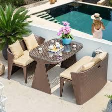 patio rattan outdoor handmade