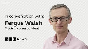 BBC News - Live with Fergus Walsh | Facebook