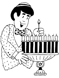 Small Picture Free Printable Hanukkah Coloring Pages for Kids Best Coloring