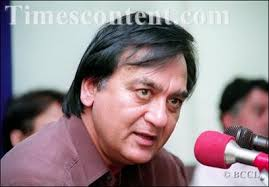 Bollywood film actor-turned-politician and Lok Sabha member from Bombay, Sunil Dutt - Sunil-Dutt
