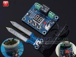 Automatic Control Xh M214 Soil Moisture Sensor Humidity Controller Module 20