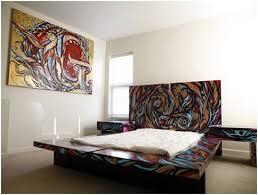 graffiti bedroom decorating ideas. juvenile graffiti bedrooms. hip hop culture, decoration. bedroom decorating ideas