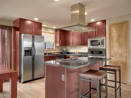 Modern Wooden Kitchen Cabinets Modern Chocolate Kitchen Cabinets Quicuacom