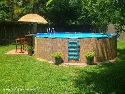 home pool tiki bar. Pallet Tiki Bar, Bar Diy, Redneck Swimming Hole, Dollar Tree, Above Home Pool