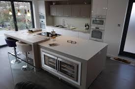 Corian Designer White Thickness Corian Island Worktop In Designer White Counter