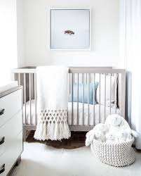 Best Minimalist Nursery Ideas On Pinterest Baby Toddler
