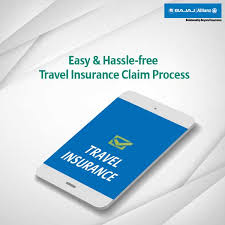 travel insurance claim process easy