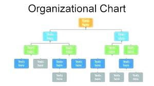 Organizational Chart Templates Word Excel Free Template