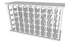 wine rack cabinet plans. Woodwork Simple Wine Rack Plans Pdf Cabinet S