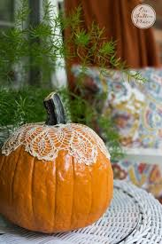Image Kitchen Decor Fall Decorating Ideas Pumpkin Doily Country Living Magazine 55 Easy Fall Decorating Ideas Autumn Decor Tips To Try