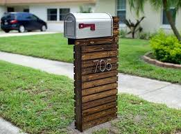 double mailbox post plans. Full Image For Photo Gallery Of The Double Mailbox Post Designswood Plans Lowes P