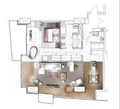 Palms Place 1 Bedroom Suite Floor Plan Www Resnooze Com