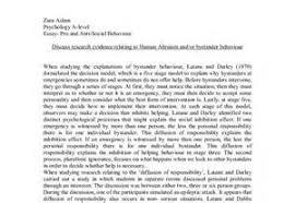 altruism essay  altruism essay
