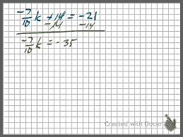 pre algebra lesson 7 3 solving multi step equations w fractions decimals