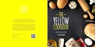 Cookbook Format Template Cookbook Food Brochure Template Format Download Recipe Indesign