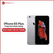 Thay Pin iPhone 6s Plus Hải Phòng – Minh Hoàng Mobile