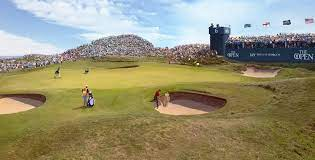 Royal St Georges hosts The 149th Open ...