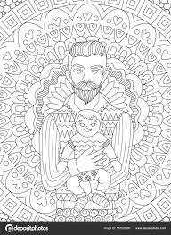 Hipster Papa Uitvoering Zijn Chili Ontwerp Voor Card Uitnodiging En