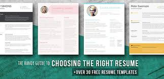 Beautiful Resume Templates Enchanting Free Beautiful Resume Templates To Download Instantly