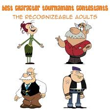 """The Fanpage of The Loud House and The Casagrandes on Twitter: """"Part 4: The  recognizable adults Mrs. Agnes Johnson, Flip, Mr. Grouse, Chunk… """""""
