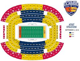 Cowboys Stadium Suite Chart Dallas Football Stadium Seating Chart Uncc Football Stadium