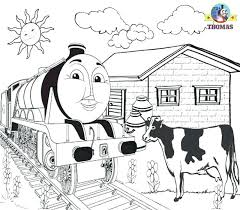 free printable the train coloring pages trains party thomas tank engine colouring sheets