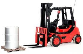 Купить <b>hobby</b> Engine <b>Fork Lift Truck</b> 1:6 (0809 ...