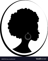 Black Girl With Afro Drawing Free Download Best Black Girl With