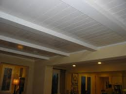 basement ceiling ideas cheap. Wood Planks Basement Ceiling Ideas Cheap E